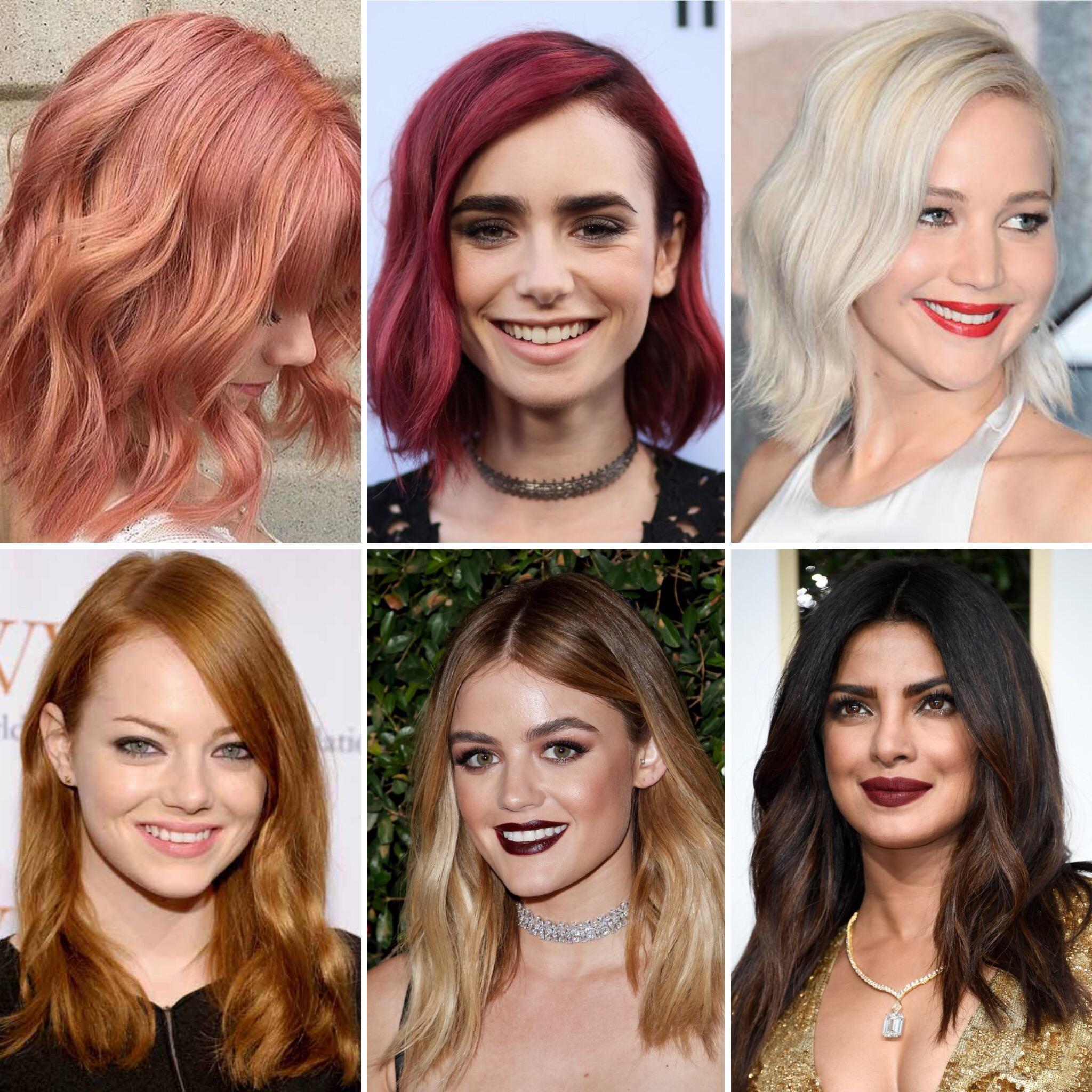 Hair Color Inspiration | Mrs.JJ Loves Hair