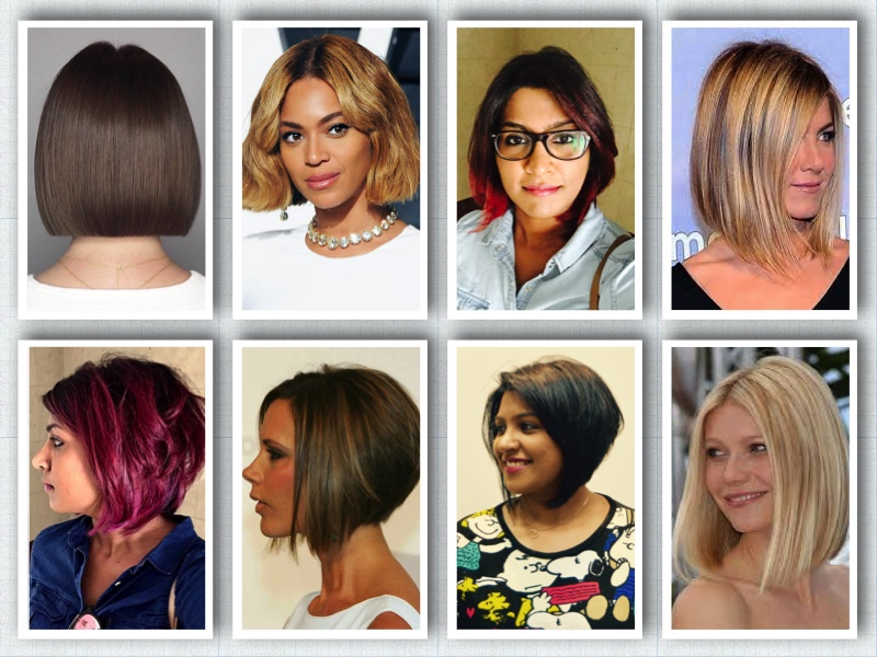 different kinds of bob haircuts types of bob hairstyles 2017 mrs jj hair 4942 | Bobs various